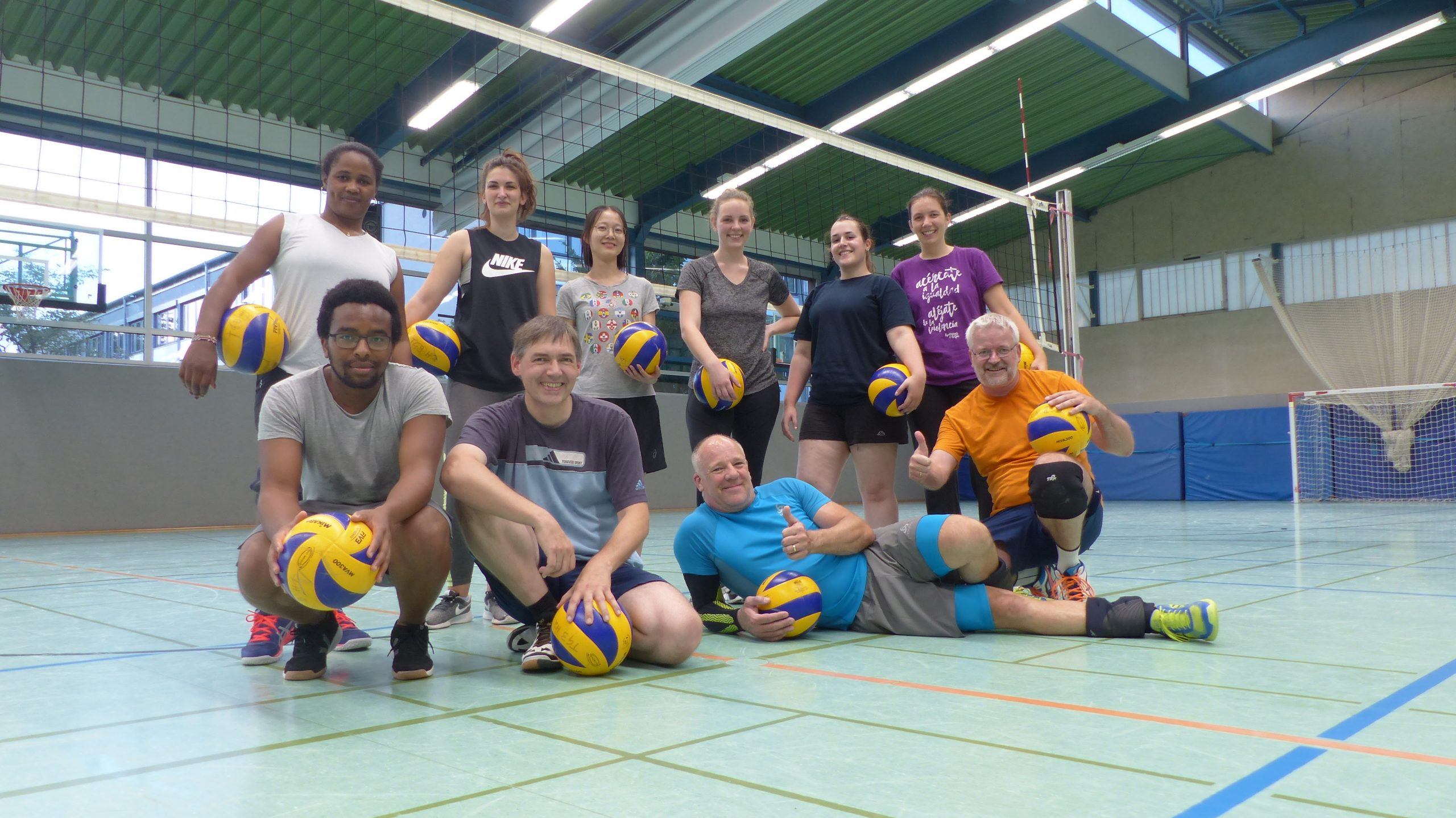 Volleyball Mixed Team