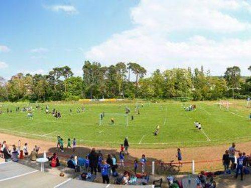 Sportplatz der TGB